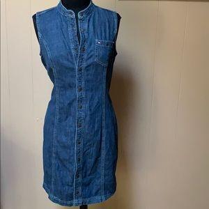 Dresses & Skirts - Tommy Hilfiger Denim Button Down Dress